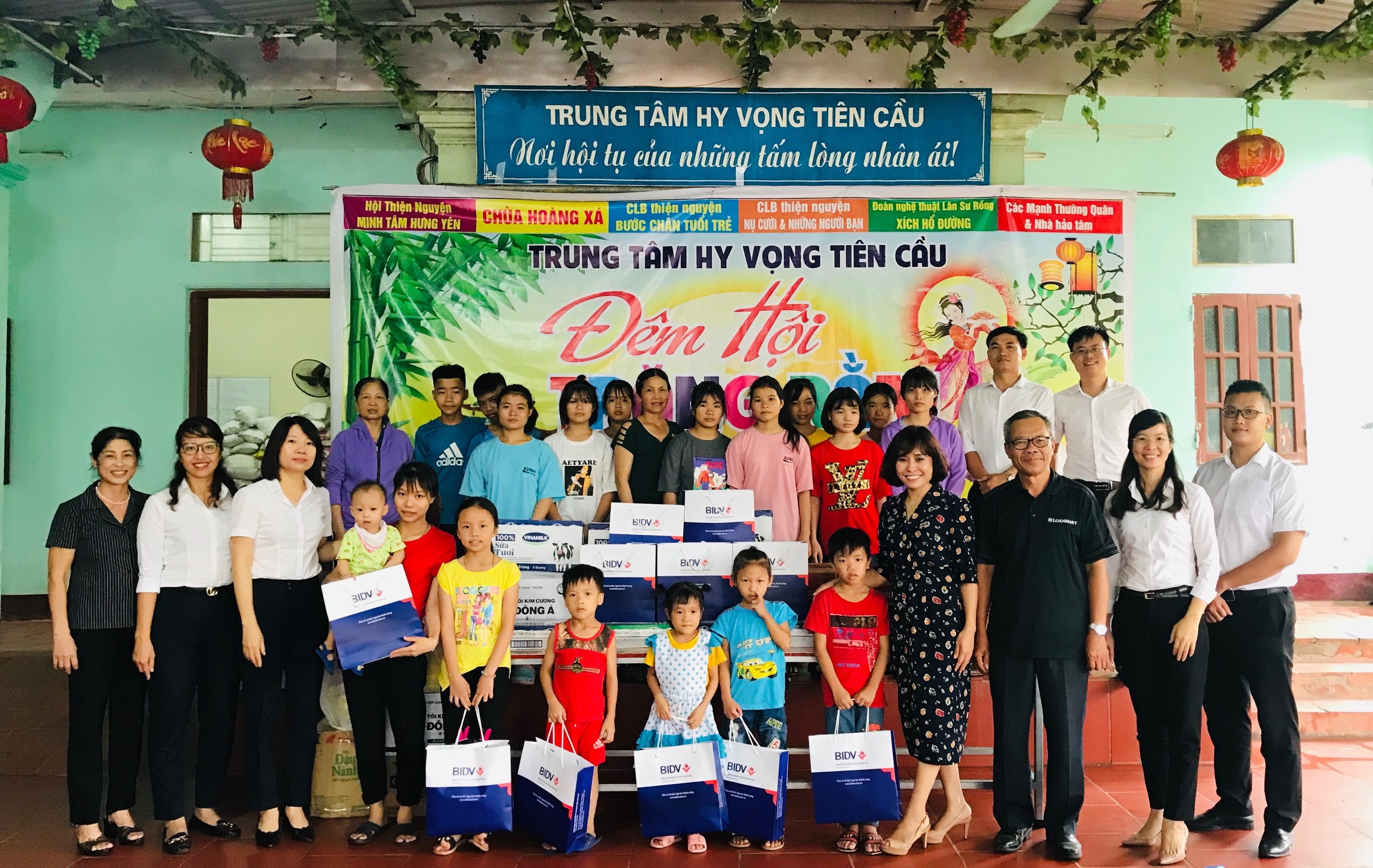 BIDV và những dấu ấn vì Cộng đồng 2019