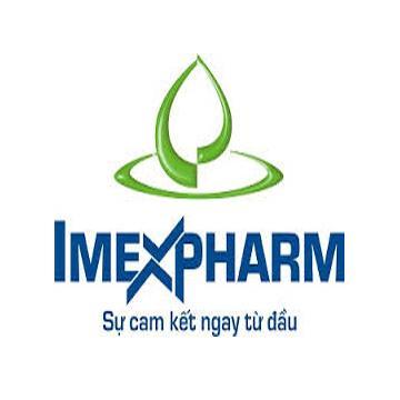 CÔNG TY CP DƯỢC PHẨM IMEXPHARM