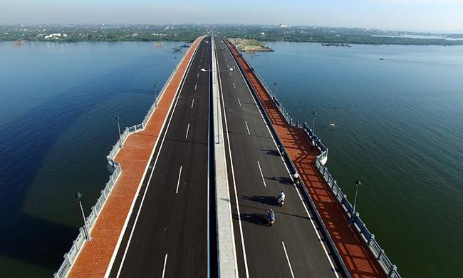 Khánh thành cầu Cửa Đại - Quảng Nam