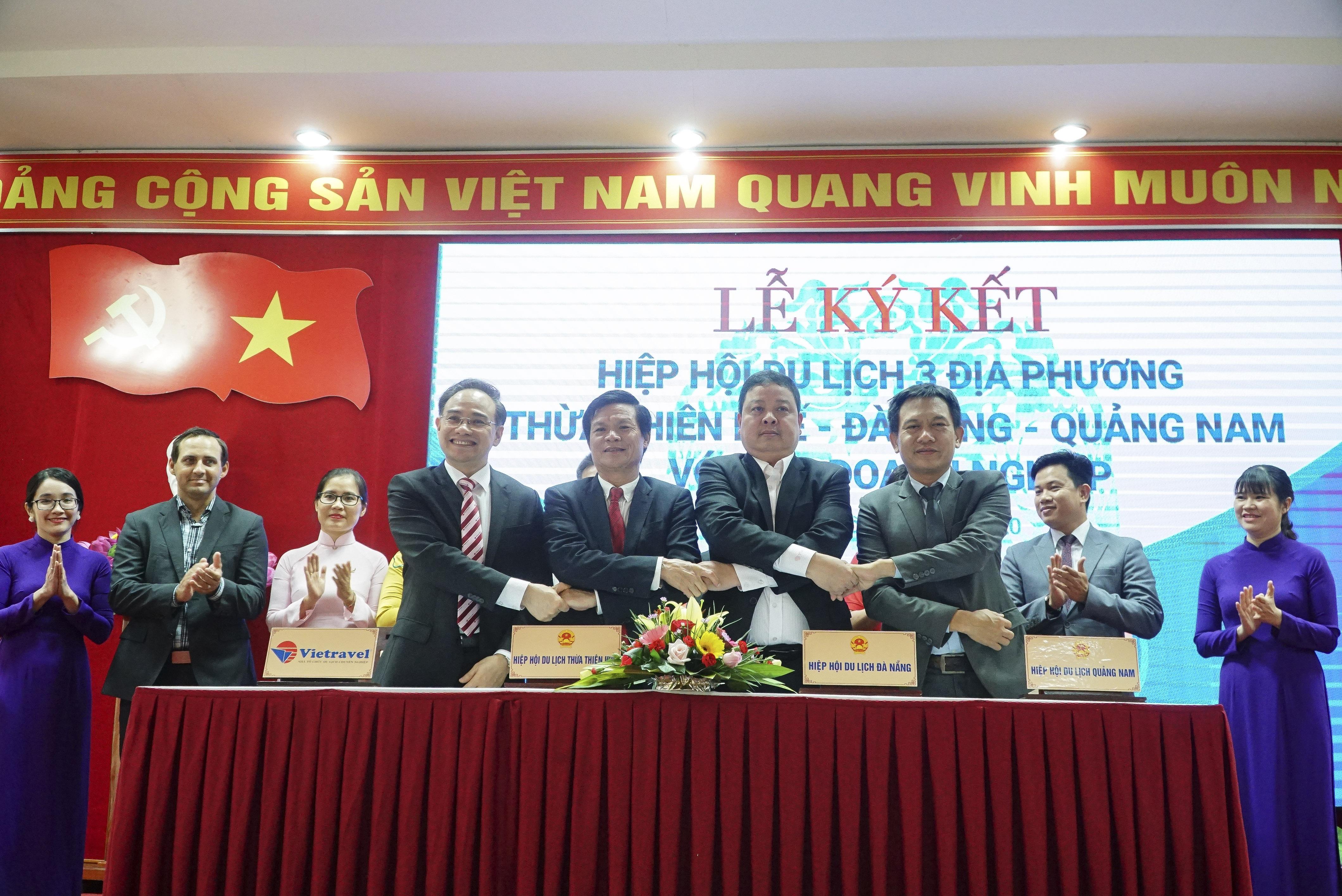 Chương trình hành động phục hồi, phát triển du lịch ba địa phương Thừa Thiên Huế - Đà Nẵng - Quảng Nam