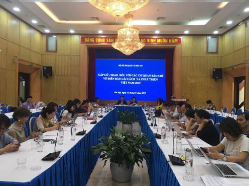 Sắp diễn ra Diễn đàn phát triển Việt Nam năm 2019