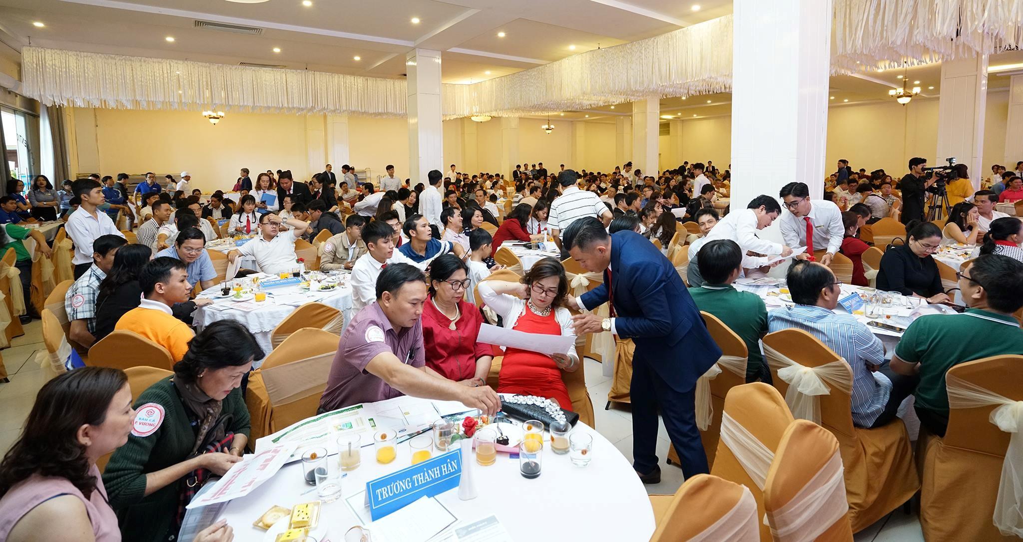 Phát Đạt thành công lớn trong việc bán hàng dự án khu dân cư Phát Đạt Bàu Cả