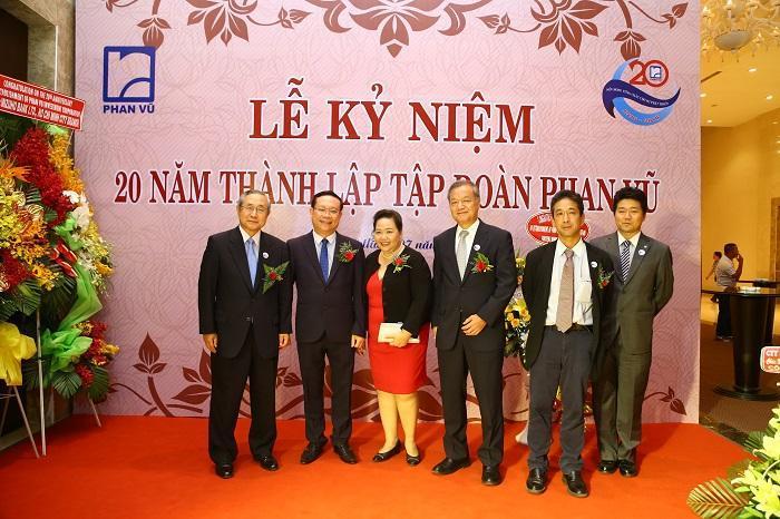 Tập đoàn Phan Vũ - Nền móng vững chắc cho sự phát triển