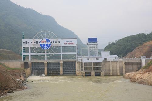 Lào Cai: Khánh thành nhà máy thuỷ điện ICT Vĩnh Hà