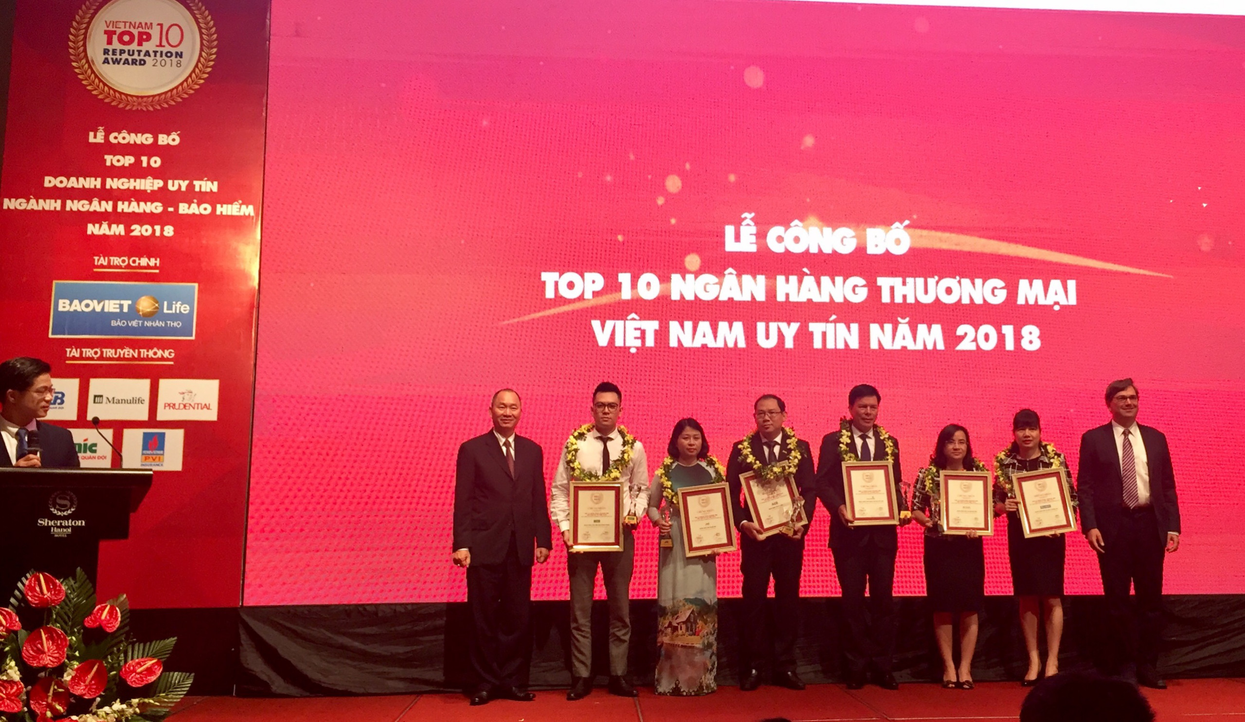 Top 10 Ngân hàng thương mại Việt Nam uy tín năm 2019