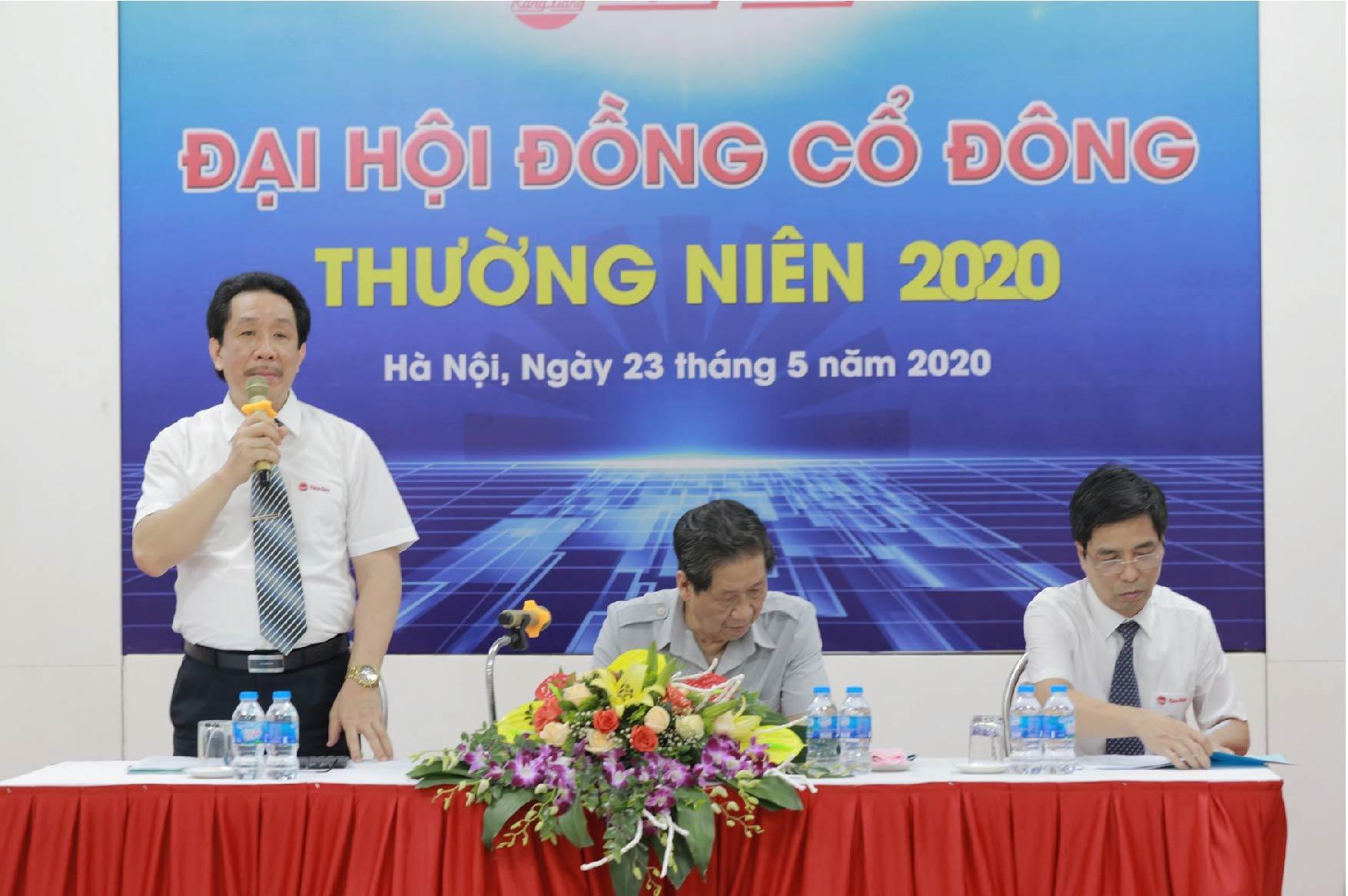 Rạng Đông tổ chức thành công Đại hội đồng cổ đông thường niên 2020