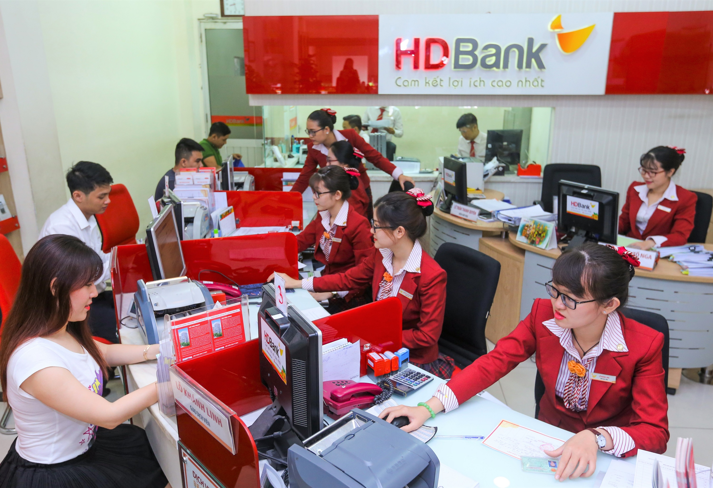 HDBank dẫn đầu mảng bán lẻ ở thị trường Việt Nam