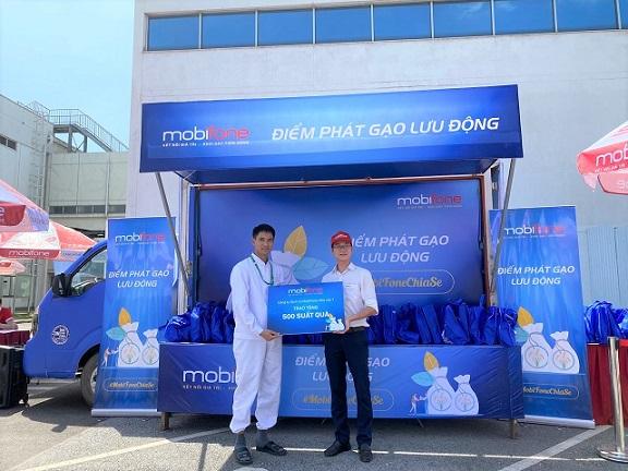 """Mobifone khởi động chiến dịch """" Chia sẻ"""" nỗ lực đẩy mạnh sản xuất kinh doanh sau mùa dịch Covid"""