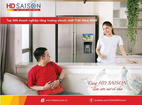 HD SAISON 5 năm liên tiếp có mặt trong FAST500