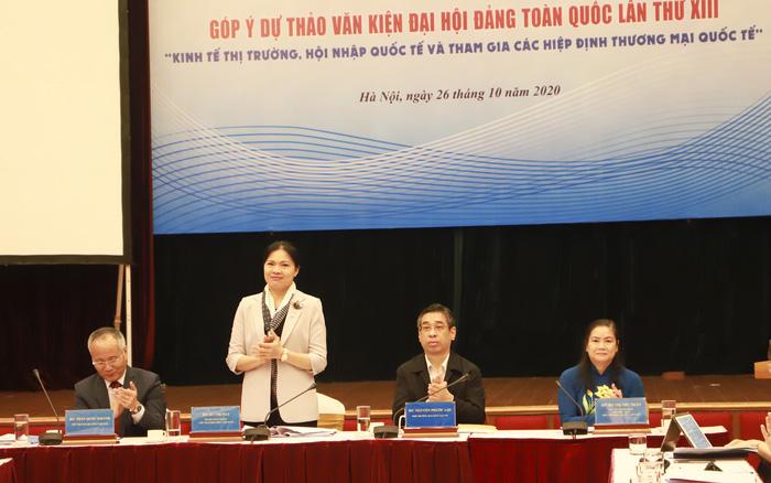 Tạo cơ chế, chính sách, cơ hội bình đẳng cho doanh nghiệp nữ