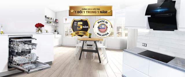 Nagakawa ra mắt bộ thiết bị nhà bếp cao cấp – mang trải nghiệm trọn vẹn cho khách hàng