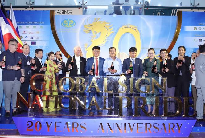 Tập đoàn Hoàng Quân 20 năm hành trình kiến tạo thương hiệu quốc gia
