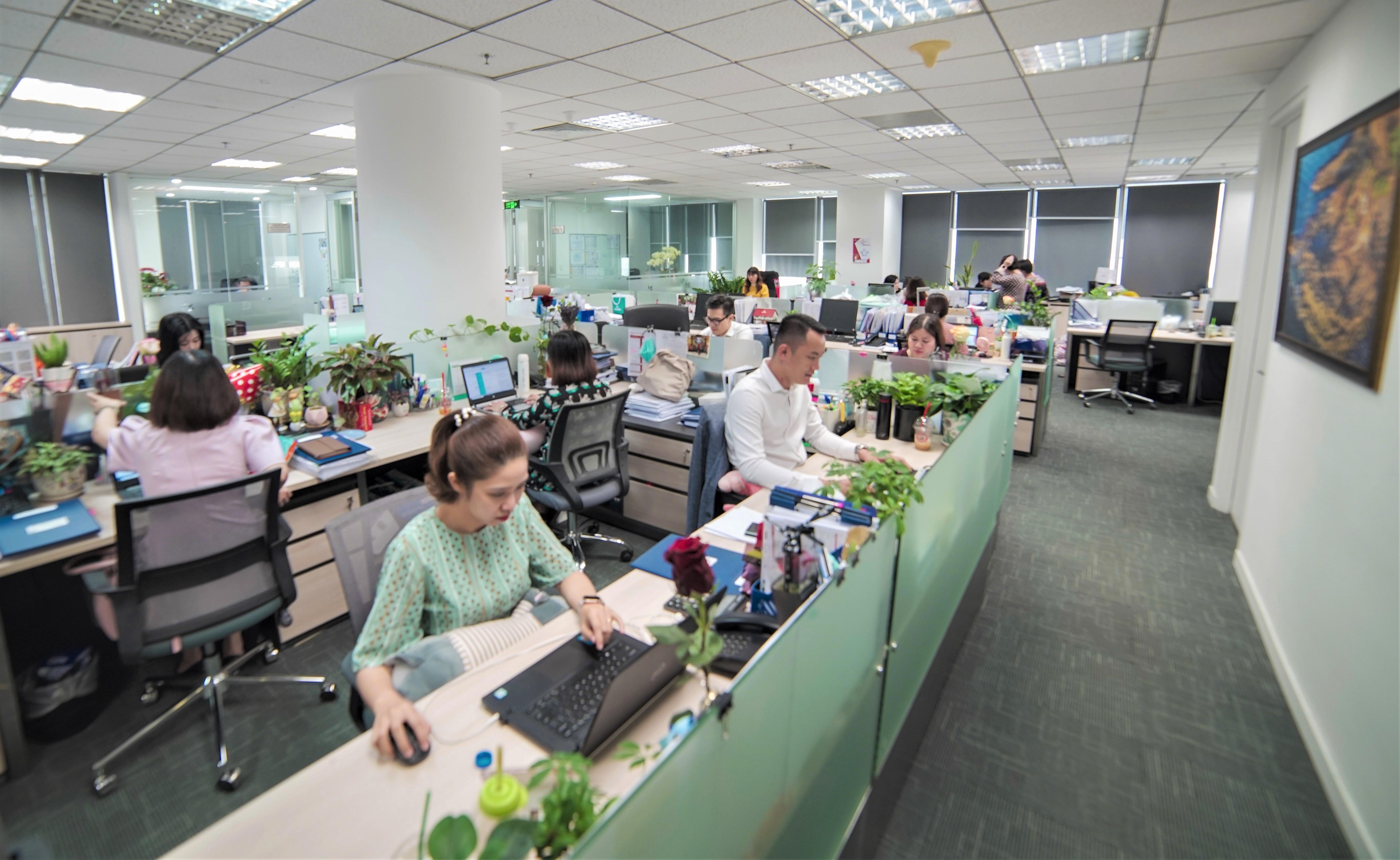 Môi trường làm việc của Nam Long là nơi làm việc tốt nhất thuộc top 10 ngành BĐS và top 100 tại Việt Nam