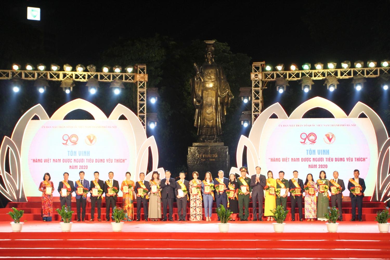 """CADI-SUN – Top 1 """"Hàng Việt Nam được người tiêu dùng yêu thích 2020"""""""