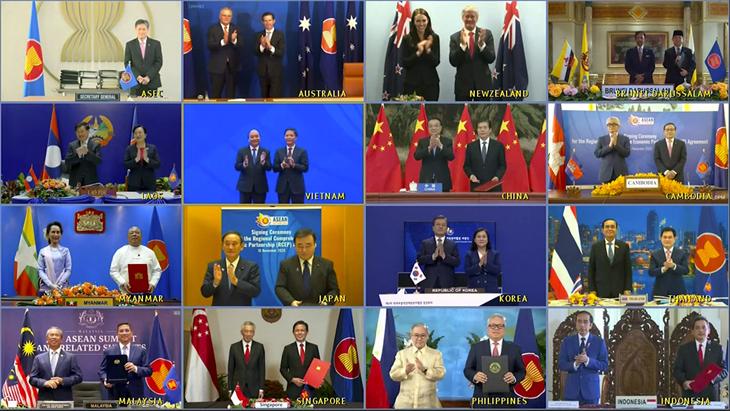 Những kỳ vọng vào RCEP - Hiệp định thương mại tự do lớn nhất thế giới