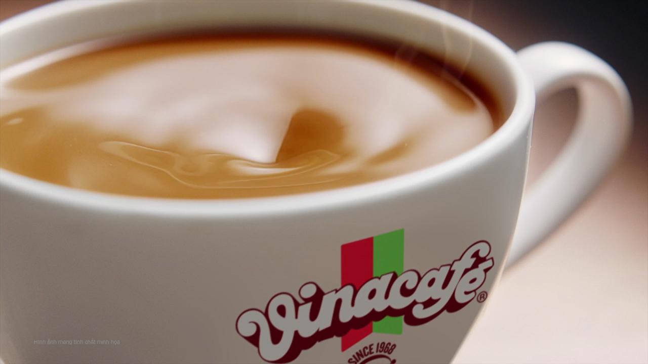 """""""Vinacafé – Tình yêu lớn trong ly cà phê nhỏ"""""""