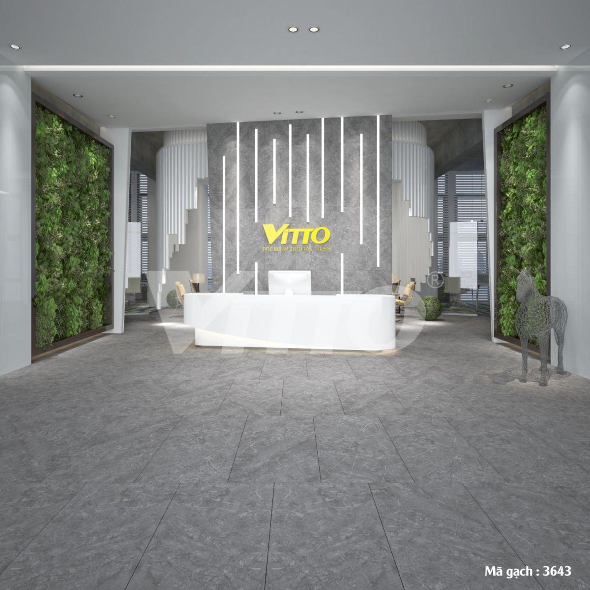 Vitto: Nâng tầm thương hiệu gạch men ốp lát Việt trong xu thế hội nhập