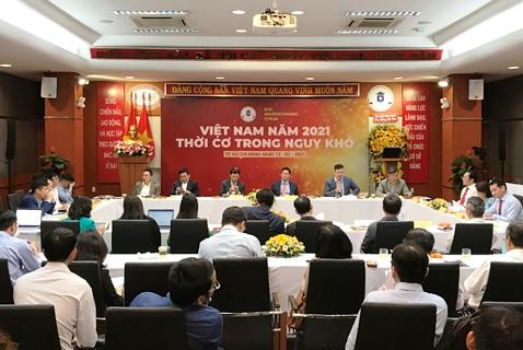 Kinh tế Việt Nam năm 2021: Tận dụng thời cơ trong nguy khó