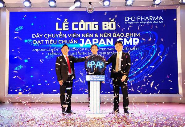 Japan-GMP - nhóm tiêu chuẩn thuốc cao hàng đầu thế giới