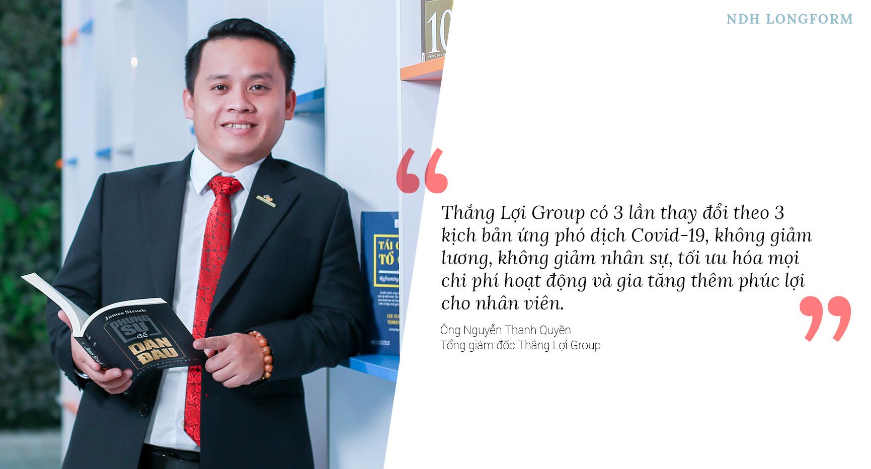 CEO Thắng Lợi Group: Vượt qua Covid-19 bằng cách đối mặt, dự kiến niêm yết HoSE giai đoạn 2021-2022
