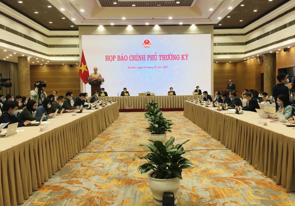 Kinh tế Việt Nam tiếp tục khả quan; sớm đưa vaccine ngừa Covid-19 đến người dân trong quý I/2021