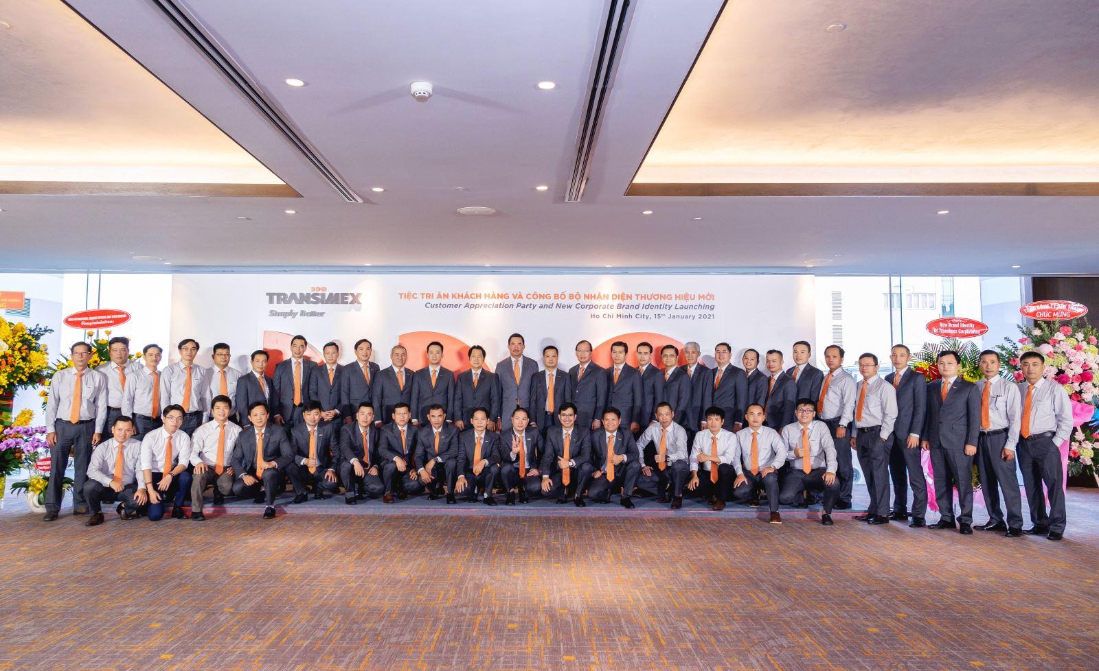 Công ty Cổ phần Transimex tổ chức Tiệc tri ân khách hàng và công bố bộ nhận diện thương hiệu mới