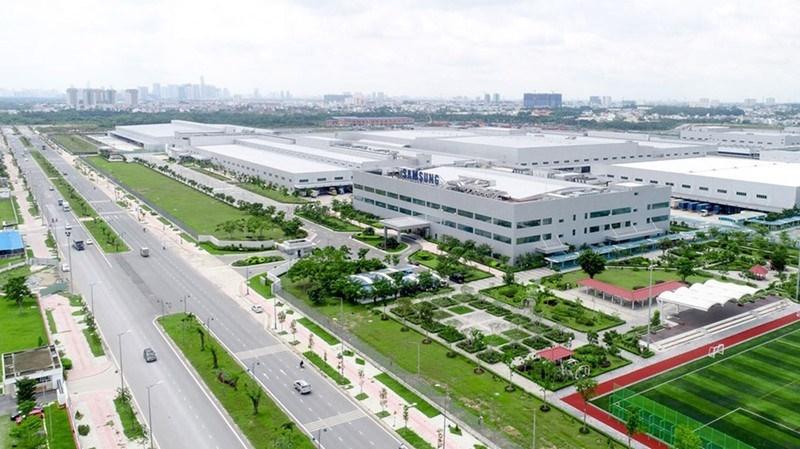 Bất động sản công nghiệp vẫn là miếng đất màu mỡ