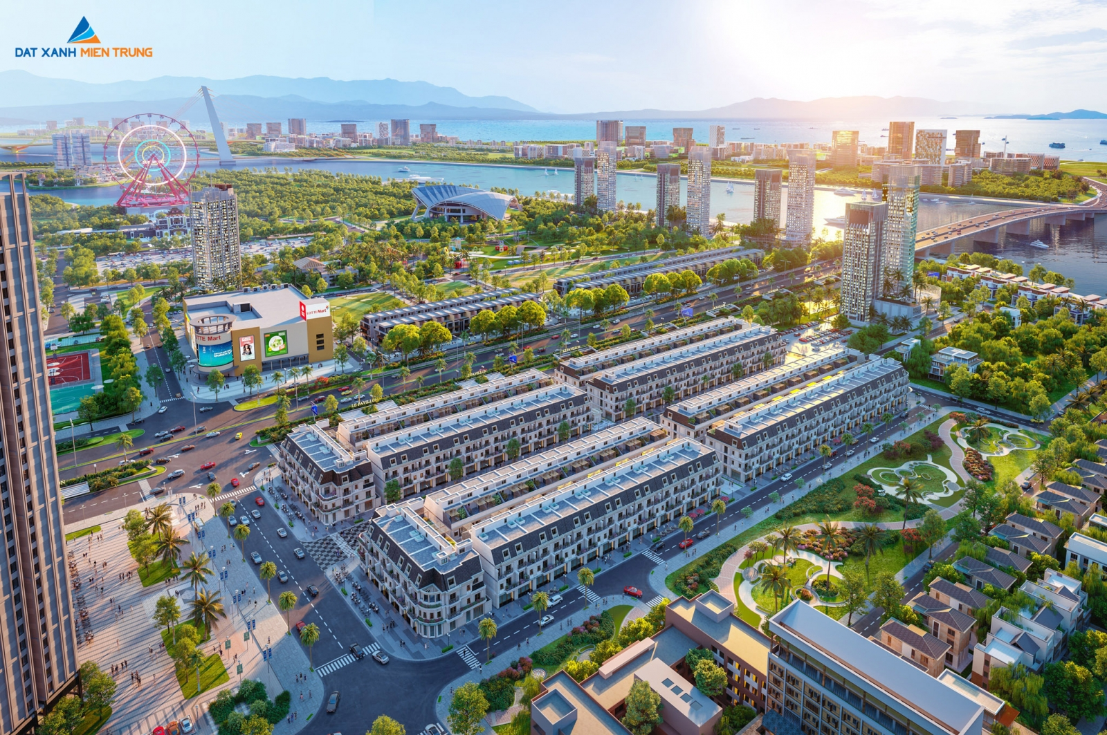 Đất Xanh Miền Trung kỷ niệm 10 năm thành lập: Thập kỷ trở thành nhà phát triển bất động sản hạng sang hàng đầu