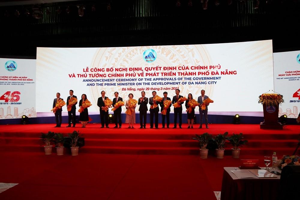 Phát Đạt tiến về Đà Nẵng, tham gia phát triển khu kinh tế trọng điểm miền trung