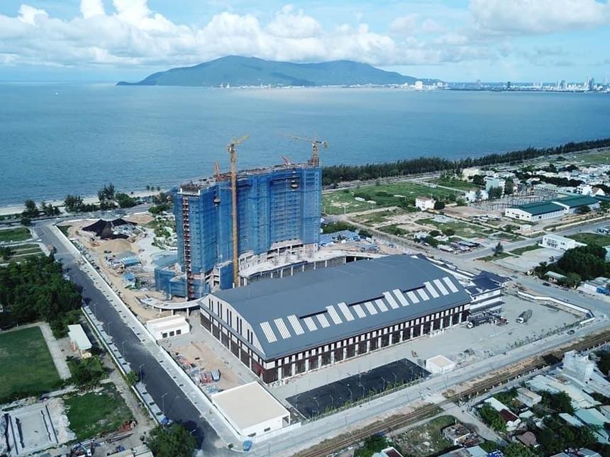 Vinaconex giữ vững vị thế Top 5 Nhà thầu xây dựng uy tín năm 2021