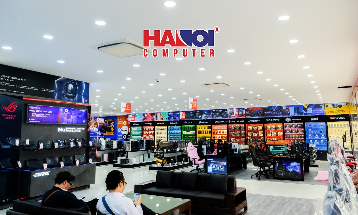 """HANOICOMPUTER – ĐỘT PHÁ MÙA DỊCH LỌT VÀO """"TOP 500 doanh nghiệp tăng trưởng nhanh nhất Việt Nam 2021"""""""