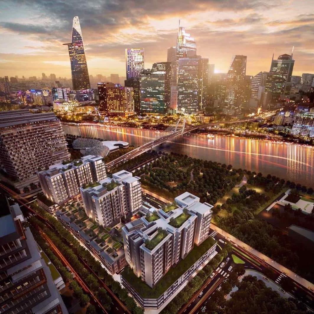 REE M&E trúng thầu dự án The Metropole Thủ Thiêm