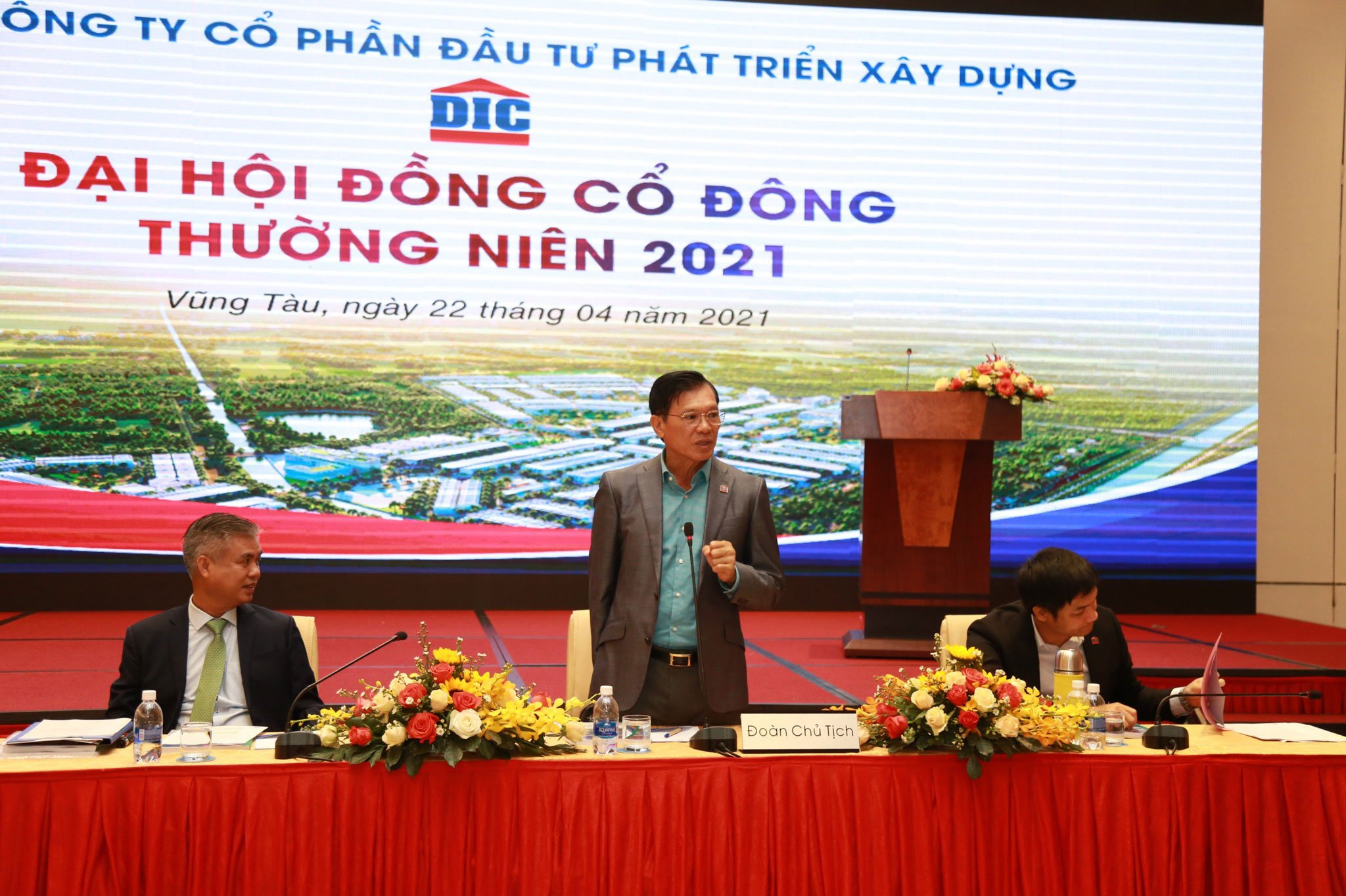 Tập đoàn DIC đặt kế hoạch lợi nhuận tăng 60,6% lên 1.444 tỷ đồng năm 2021