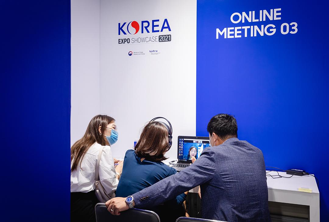 Kotra Hà Nội hỗ trợ kết nối giao thương trực tuyến miễn phí với doanh nghiệp Hàn Quốc tỉnh Jeollanam-do