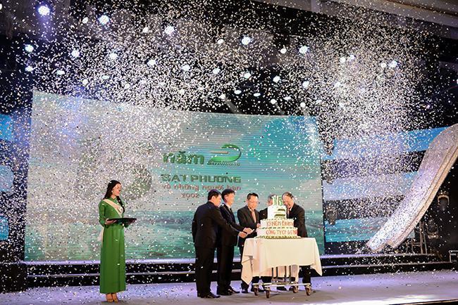 Kỷ niệm 15 năm thành lập Công ty cổ phần Đạt Phương