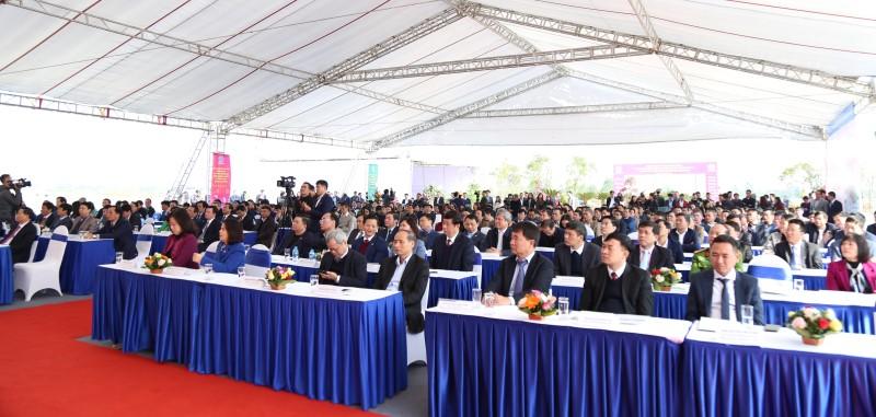 Viglacera tổ chức Lễ khởi công xây dựng Khu công nghiệp Yên Phong IIC, Lễ khánh thành nhà ở Công nhân tại KCN Yên Phong