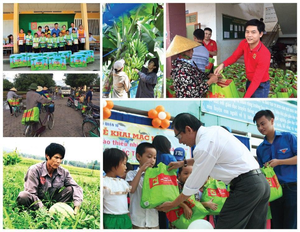 BigC Việt Nam - A member of Central Group - luôn đặt chữ tín lên hàng đầu