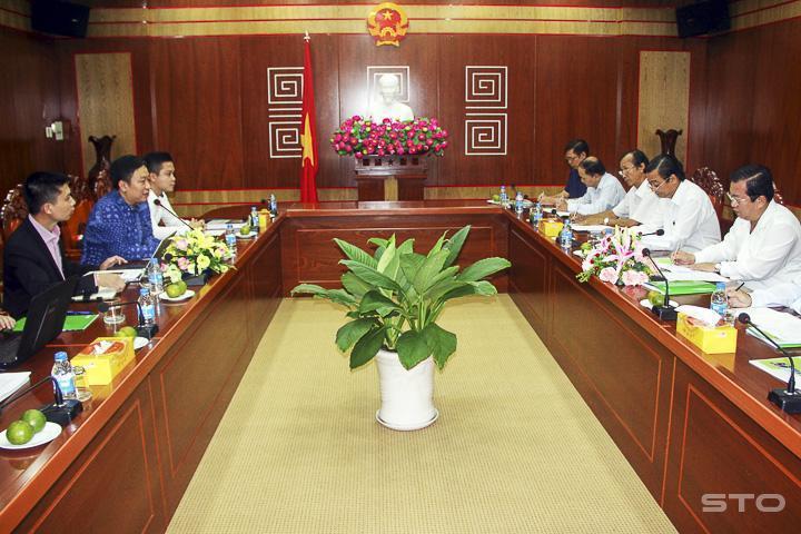 Công ty Cổ phần Bamboo Capital đề xuất chấp thuận chủ trương tìm hiểu, khảo sát đầu tư dự án tại Sóc Trăng