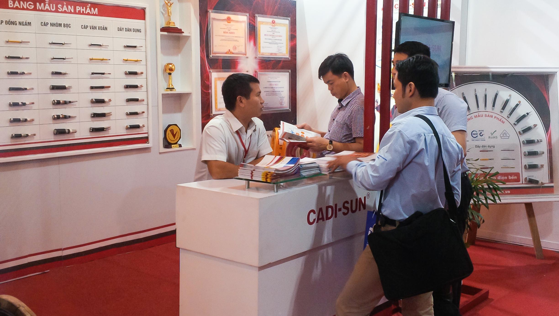 """CADI-SUN – Top 1 Thương hiệu uy tín được người tiêu dùng bình chọn """"Hàng Việt Nam được"""