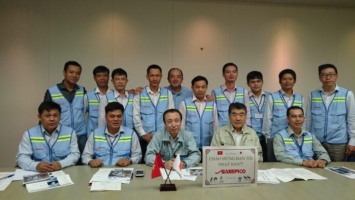 PM Searefico tham quan và học tập tại Nhật Bản