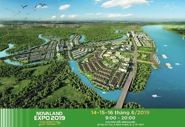 Nóng lòng chờ đón khai mạc sự kiện bất động sản NOVALAND EXPO 2019