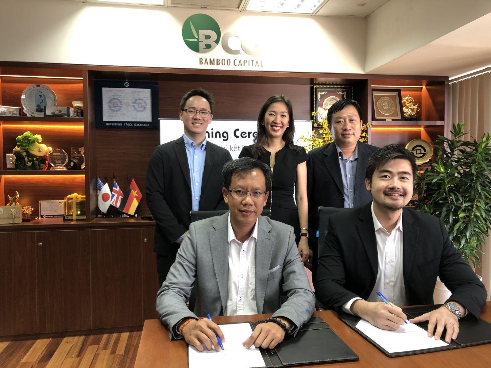 Bamboo Capital ký kết hợp tác liên kết với New Era Energy