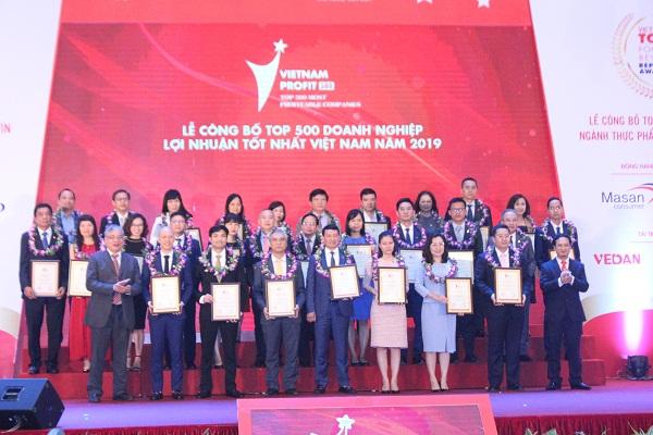 Xướng danh doanh nghiệp lợi nhuận tốt nhất Việt Nam năm 2019
