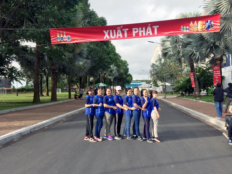Bia Sài Gòn - Miền Trung tổ chức Hội thao - Văn nghệ & tổng kết năm 2018