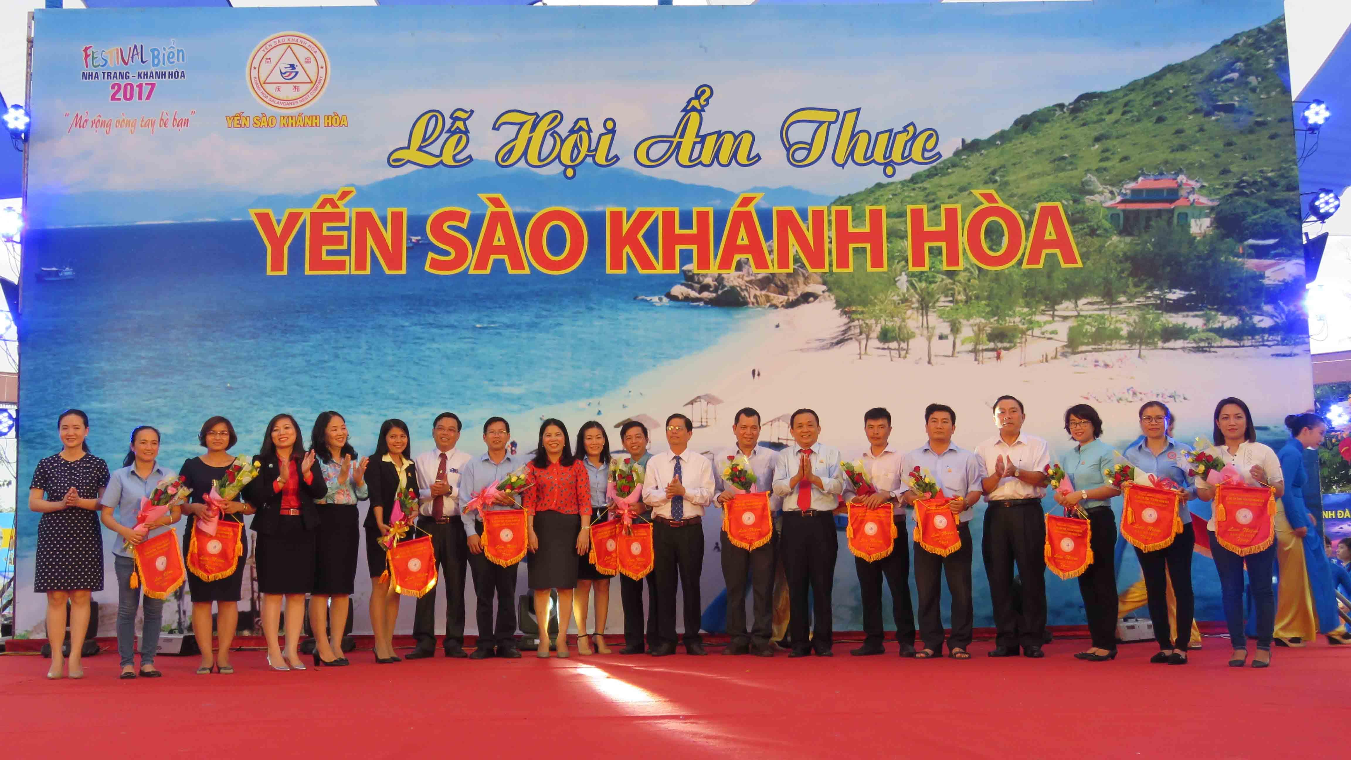 Yến sào Khánh Hòa đồng hành cùng Festival Biển Nha Trang – Khánh Hòa 2019