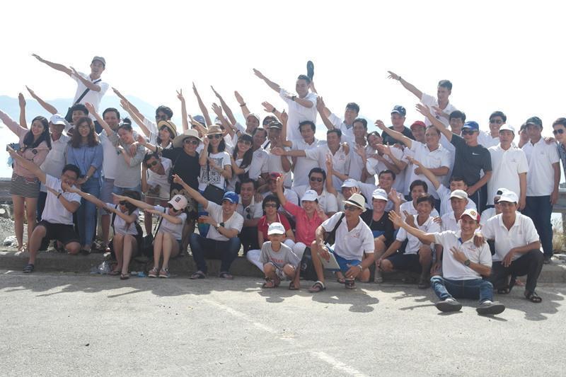 Tổ chức du lịch cho CBCNV Agricam năm 2017 nhân dịp kỉ niệm ngày thành lập Công ty