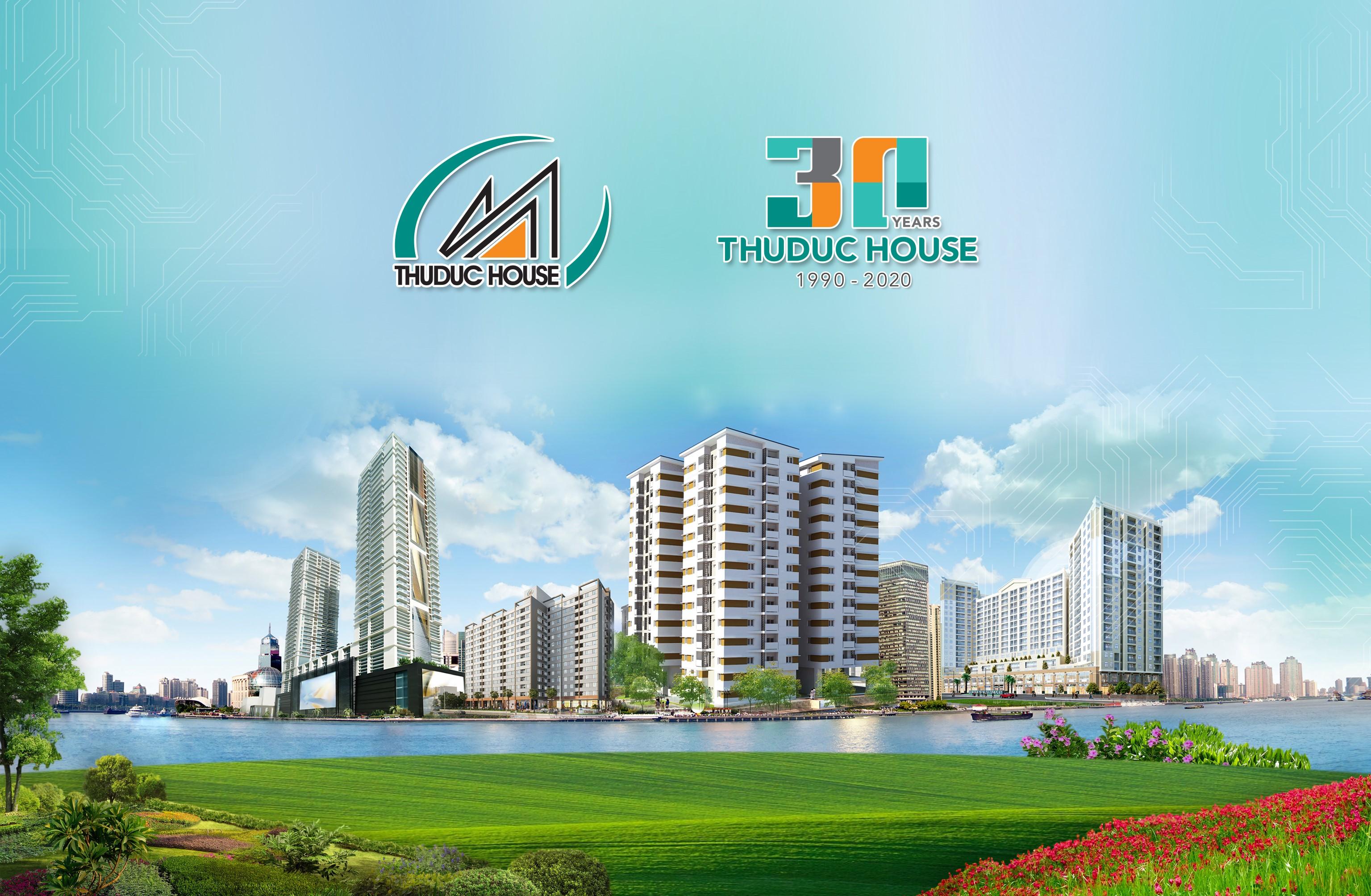 Thuduc House được UBND tỉnh Bà Rịa - Vũng Tàu công nhận chủ đầu tư dự án khu nhà ở thương mại đồi vàng Phú Mỹ