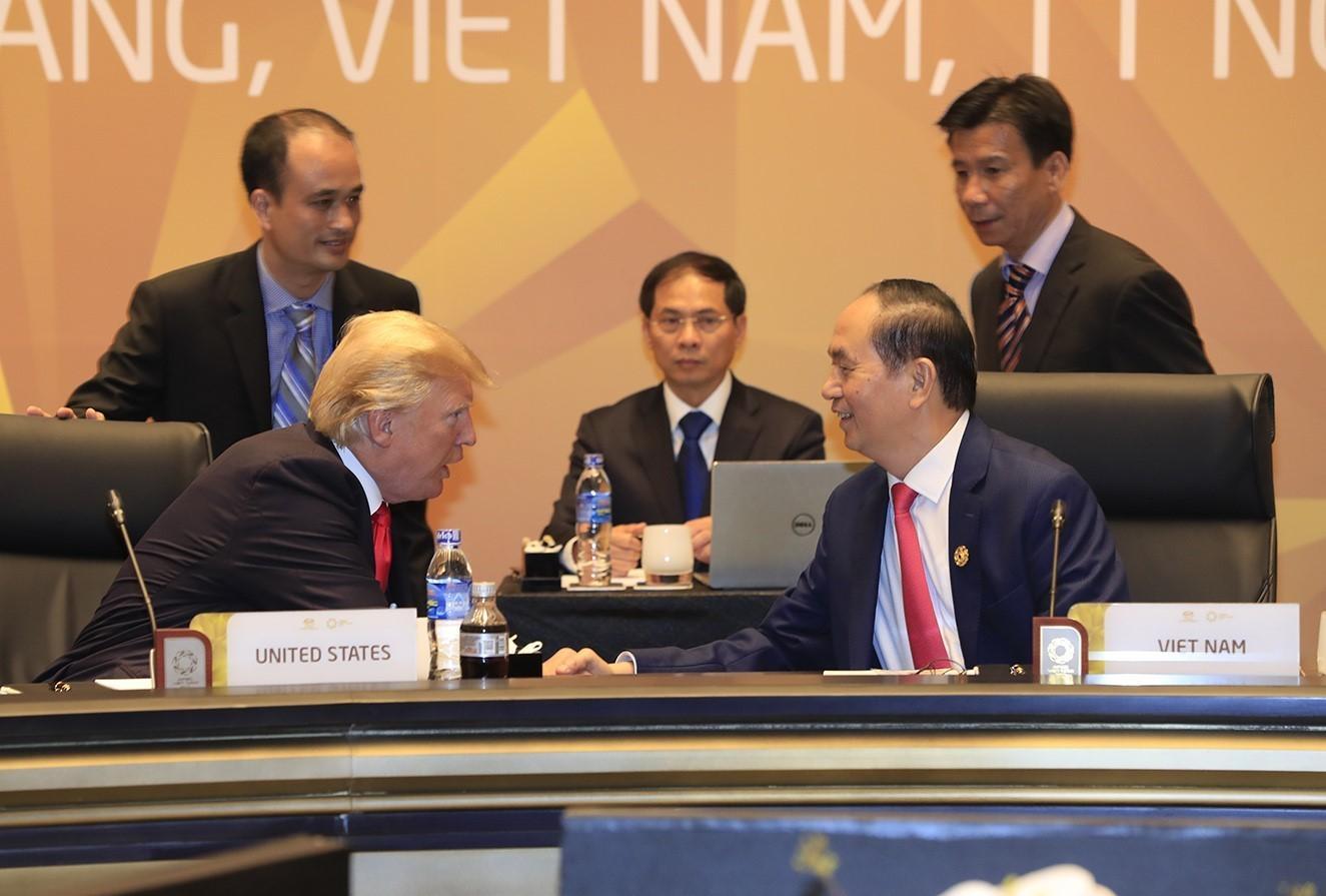 Nước giải khát Bidrico khẳng định chất lượng Thương hiệu Việt với APEC 2017