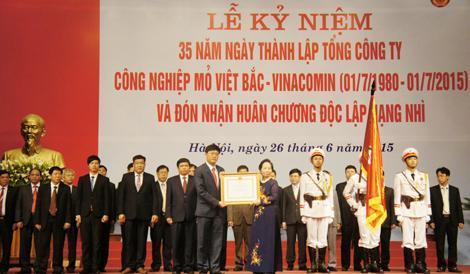 TCT CN mỏ Việt Bắc TKV-CTCP: Phát triển sản xuất kinh doanh, nâng cao cạnh tranh