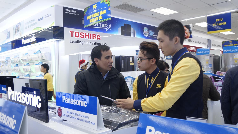 Điện máy HC: Top 500 thương hiệu bán lẻ hàng đầu châu Á – Thái Bình Dương
